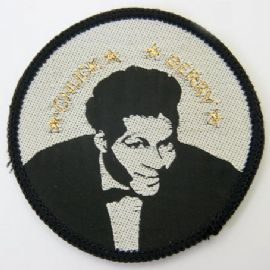 Chuck Berry - Woven Patch